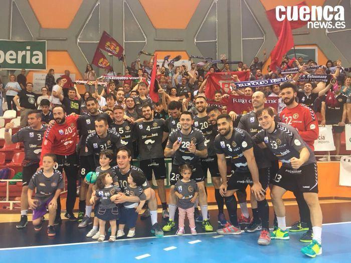 Victoria del Ciudad Encantada para poner a Cuenca: 'Mirando pa Europa' (23-25)