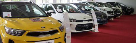 Cierra el primer Salón del Automóvil Nuevo Auto Stock cuenca con buenos resultados