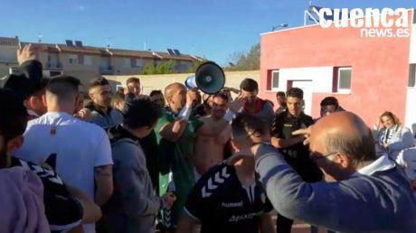 La U.B. Conquense se proclama campeón de Liga de la Tercera División Grupo XVIII