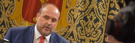 Martínez Guijarro afirma que por el momento no se plantea su candidatura a la alcaldía de Cuenca