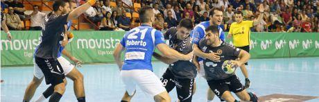 El Ciudad Encantada busca ganar al Bada Huesca para llegar a la EHF