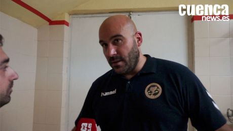 Valoración de Lidio Jiménez tras la clasificación del B.M. Ciudad Encantada para disputar la próxima temporada la EHF
