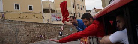 Video | Celebración del Ciudad Encantada tras clasificarse para jugar competición Europea el año que viene