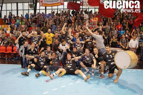 El Ciudad Encantada engrandece su historia y paseará el nombre de Cuenca por Europa (32-24)