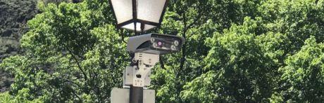Concentración vecinal para pedir un Plan de Movilidad que no este basado en el control de cámaras propuesto por el Ayuntamiento