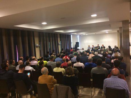 El Ciudad Encantada celebró Asamblea de socios con Europa como protagonista