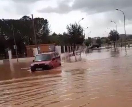 Motilla del Palancar recupera la normalidad tras la segunda tormenta en 48 horas