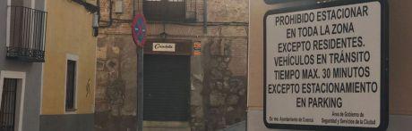 Hoy viernes empieza a funcionar el sistema de control de acceso al Casco Antiguo