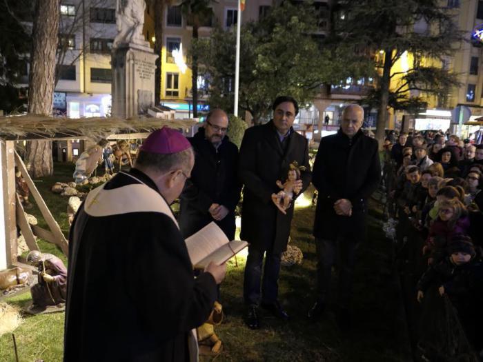 Mariscal felicita la navidad a los trabajadores municipales y hace un primer balance, positivo, del 2018