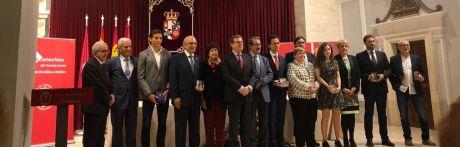 El Consejo Social de la UCLM entrega los premios Reconocidos 2017