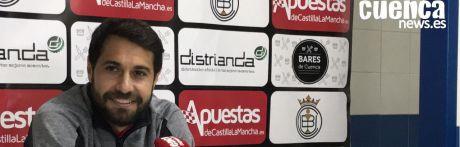 Luis Ayllón renueva como entrenador del Conquense