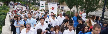 Más de 3.500 personas participan este fin de semana en Cuenca en el XV Congreso del Toro de Cuerda