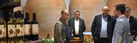 """Las exportaciones de vino en la provincia han aumentado un 10 por ciento en el primer trimestre de 2018 logrando """"cifras históricas"""""""