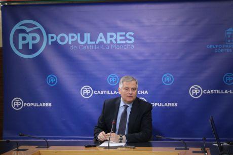 Cañizares critica que el Gobierno de Page vea normal los escándalos con las oposiciones médicas en Castilla-La Mancha