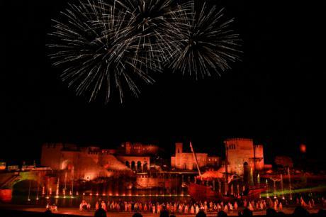 Puy du Fou abre sus puertas en Toledo con un espectáculo que invita a soñar