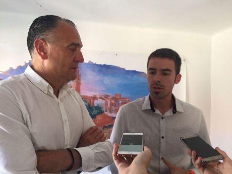 Juventudes Socialistas lamenta que los beneficiarios del Plan de Empleo se reduzcan a la mitad en la provincia por el rechazo de la Diputación a participar