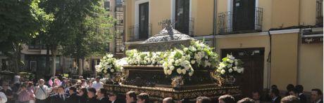 El Arca de San Julián recorre las calles de la capital
