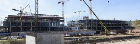 La Junta espera que el nuevo hospital de la capital esté terminado en 2022