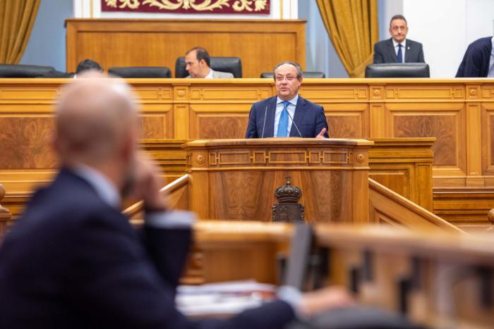 Las Cortes de Castilla-La Mancha aprueban el límite de gasto no financiero de los presupuestos regionales para 2020