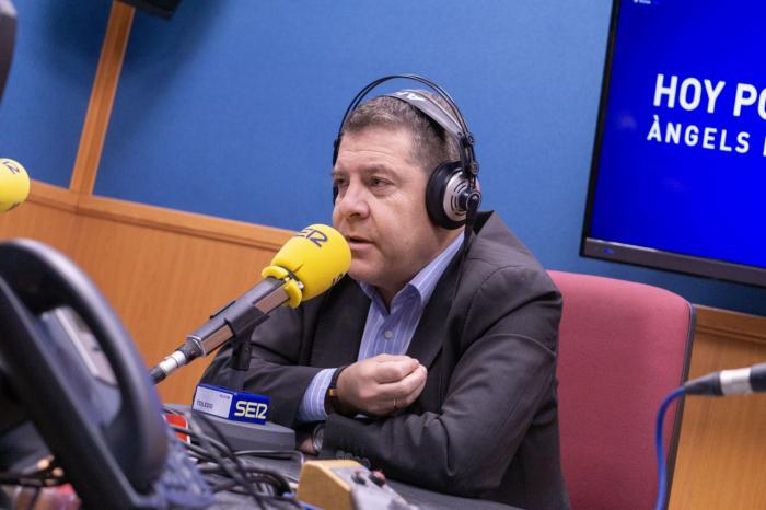 """El presidente de Castilla-La Mancha asegura que el gasto social """"es el que más se resiente"""" por los retrasos en las entregas a cuenta del Estado"""