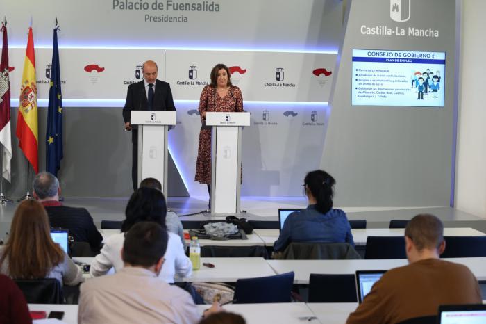 La tasa de paro en Castilla-La Mancha cae hasta el 16,10 por ciento, la más baja en un tercer trimestre desde hace 11 años, según la EPA