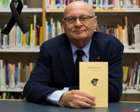 Muere Pedro Cerrillo, impulsor de Centro de Literatura Infantil de la UCLM