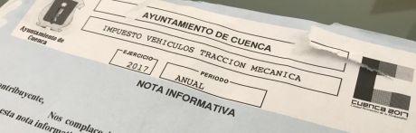 El PP afirma que Cuenca es la segunda capital de C-LM que menos impuestos cobra a sus habitantes