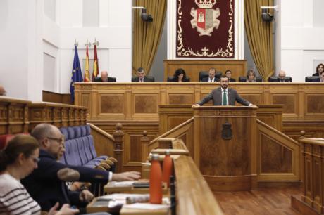 Aprobada la Ley de Economía Circular de Castilla-La Mancha, con abstención del PP