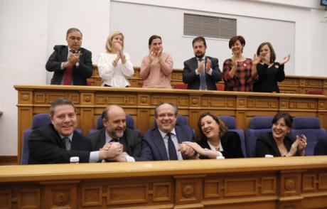 Aprobados en el Pleno de las Cortes regionales los Presupuestos de la Junta para 2020