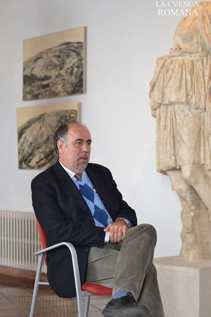 Fallece Enrique Gozalbes Cravioto, profesor de Historia en la Facultad de Ciencias de la Educación y Humanidades