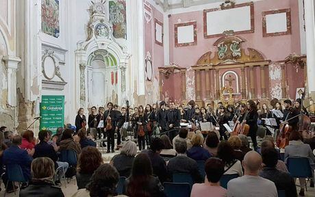 """La Joven Orquesta de Cuenca inagura la undécima edición del programa """"Veranos en Cuenca"""""""