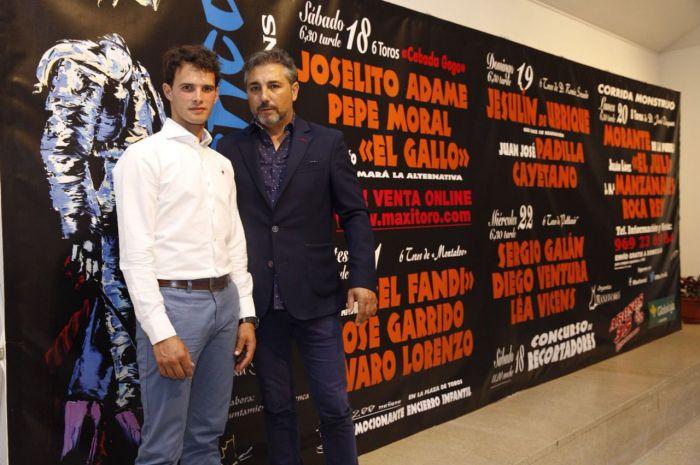 """El regreso de Jesulín de Ubrique y la """"corrida monstruo XXL"""" marcan la Feria Taurina de este año"""