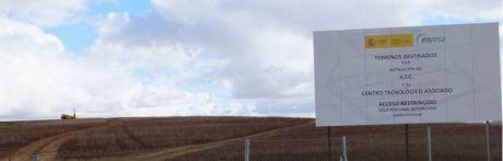 El Gobierno paraliza el permiso de construcción del ATC en Villar de Cañas