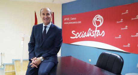 """Sahuquillo: """"La irresponsabilidad de PP y Podemos de no apoyar la senda de estabilidad presupuestaria hará perder 87 millones de euros a Castilla-La Mancha"""""""