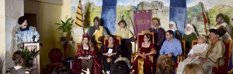 Cañete arranca su XX Alvarada arropado por autoridades y representantes del mundo de la cultura