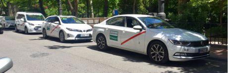 Los taxistas de Cuenca harán un paro diario de una hora mientras haya huelga