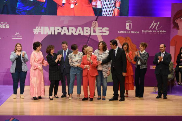 Castilla-La Mancha reivindica la igualdad como un espacio que pertenece a todas las personas