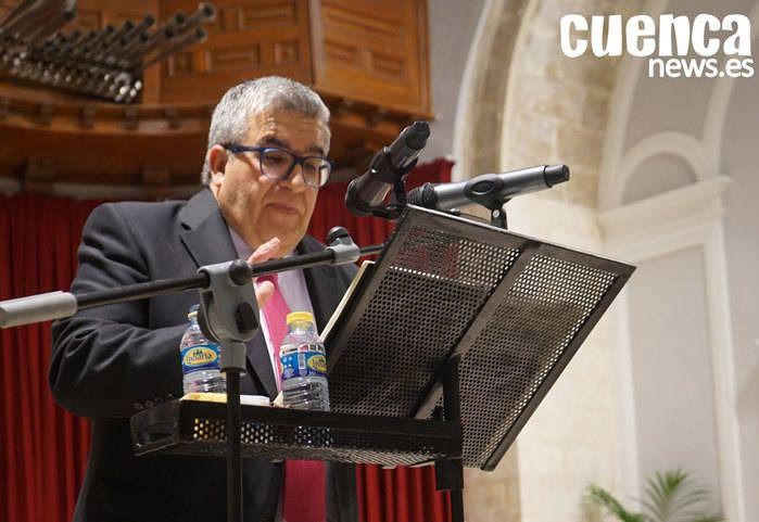 El Premio Ciudad de Cuenca en su modalidad de 'Promoción de Cuenca y Comunicación' recae en José Vicente Ávila