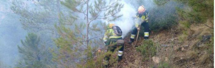 Los incendios forestales se han reducido en la región en un 40% en lo que va de verano