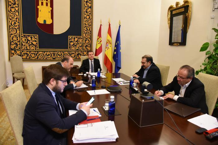 García-Page propone una salida del confinamiento progresiva