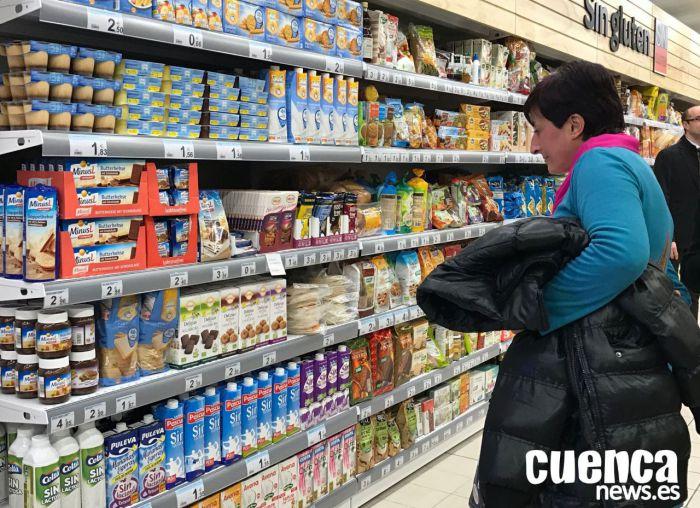 El IPC en Cuenca baja un 1% en julio, pero acumula un 2,8 en doce meses