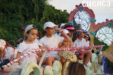 Video | Desfile de Carrozas
