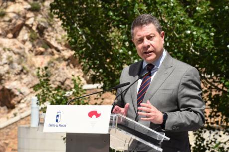 García-Page anuncia la compra de equipos tecnológicos y material de protección sanitario por valor de 51,6 millones de euros