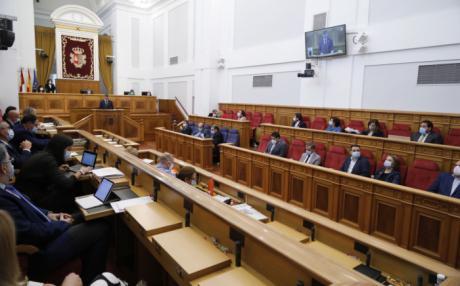 El Pleno aprueba las reformas del Reglamento de la Cámara y del Consejo Consultivo