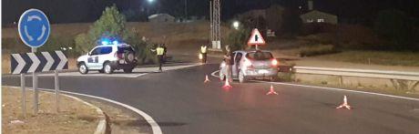 Un dispositivo conjunto del Plan de Seguridad de la Feria realiza controles a 46 vehículos en dos puntos de la ciudad