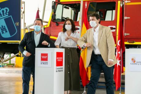 Unidos para combatir los incendios forestales