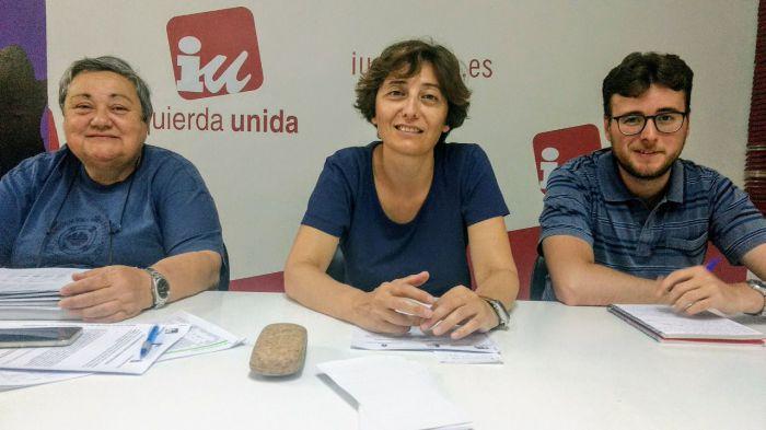 Izquierda Unida acusa a PP y Ciudadanos de usar el Pleno para legitimar sus acuerdos privados.
