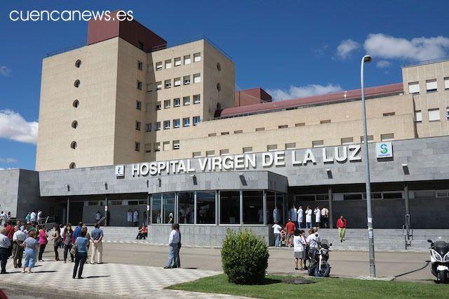 Torralba recuerda que las obras para la sala de hemodinámica en el 'Virgen de la Luz' comenzarán a primeros de septiembre
