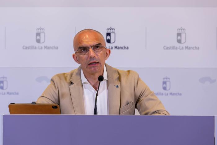 Juan Camacho, director general de Salud Pública