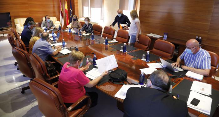 La 'Ley de Ciencia' y una comparecencia del consejero de Desarrollo Sostenible, en el Pleno de este jueves 9
